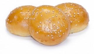 Brioche Slider Sesame Name Size