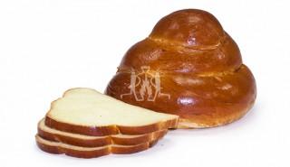 Challah Z-Round Thin Slice